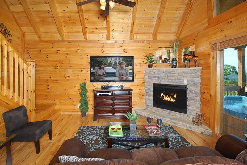 Peak Of Perfection - Image 1 - Sevierville - rentals