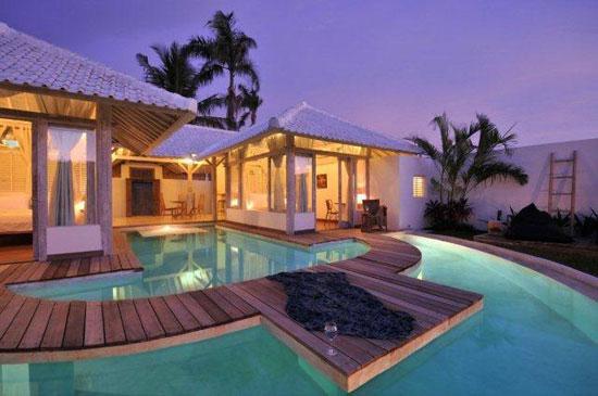 2 Bedroom, Elegant Modern Villa, Eat. Str.  Seminy - Image 1 - Seminyak - rentals