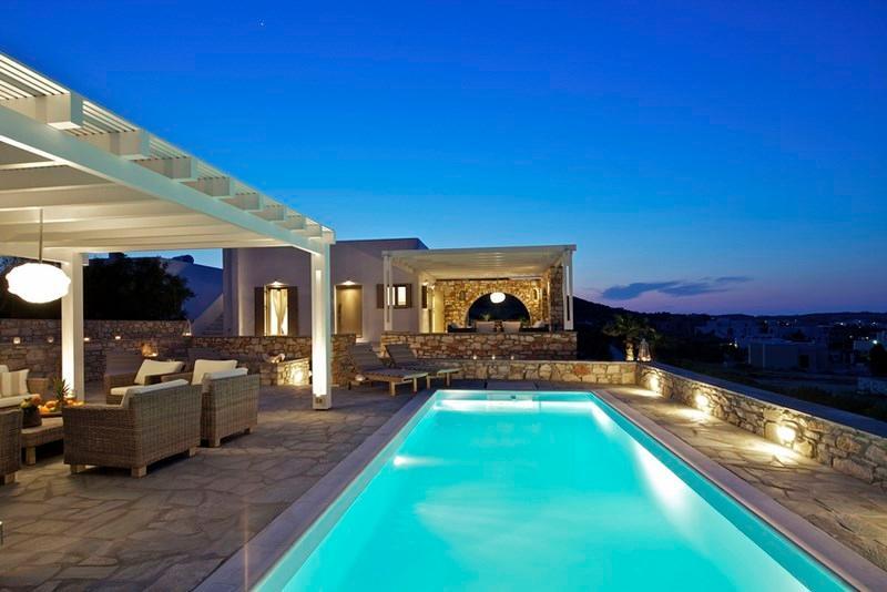 Almyra Villa-Luxury Villa By The Sea - Image 1 - Ampelas - rentals