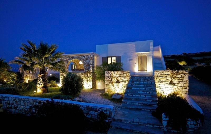 Aiolos Villa-Tranquil Villa in Paros - Image 1 - Ampelas - rentals