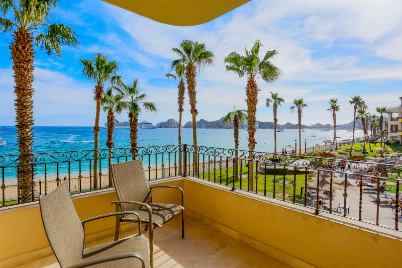 Closest Two Bedroom Villa to Medano Beach - Second Floor - Ocean Front - Image 1 - Cabo San Lucas - rentals