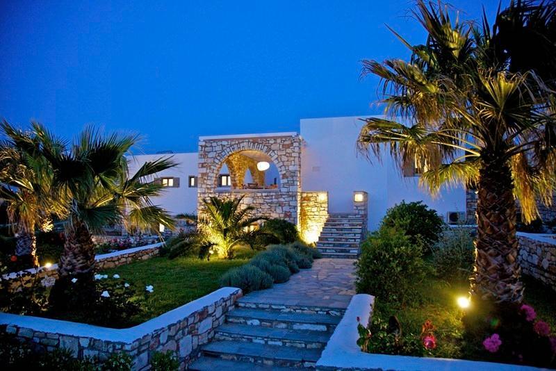 Exterior - Blue Villas | Avra |Hidden Treasure in Paros - Ampelas - rentals