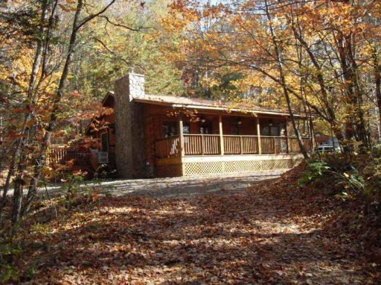 Savor Life at Shady Grove - Shady Grove – Quiet Mountain Cabin with Easy Access and Fire Pit -- Less than 15 Minutes to Fly Fishing and Harrahs Casino - Dillsboro - rentals