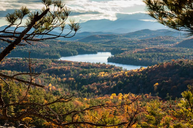 Come to Beau Overlook to hike up RATTLESNAKE MT - you will be glad that you did! - BEAU OVERLOOK COTTAGE ~ your room with a view! - Willsboro - rentals