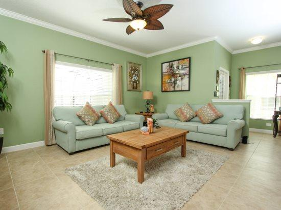 Paradise Palms 5 Bedroom 4 Bath Townhome. 8932MPR - Image 1 - Orlando - rentals