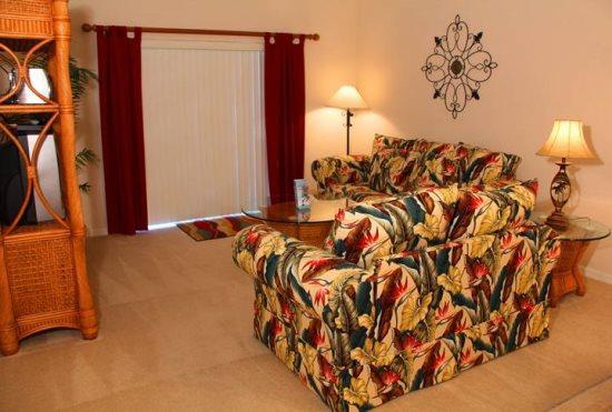 3 Bedroom 2 Bathroom Bahama Bay Condo. 1013NPP - Image 1 - Orlando - rentals