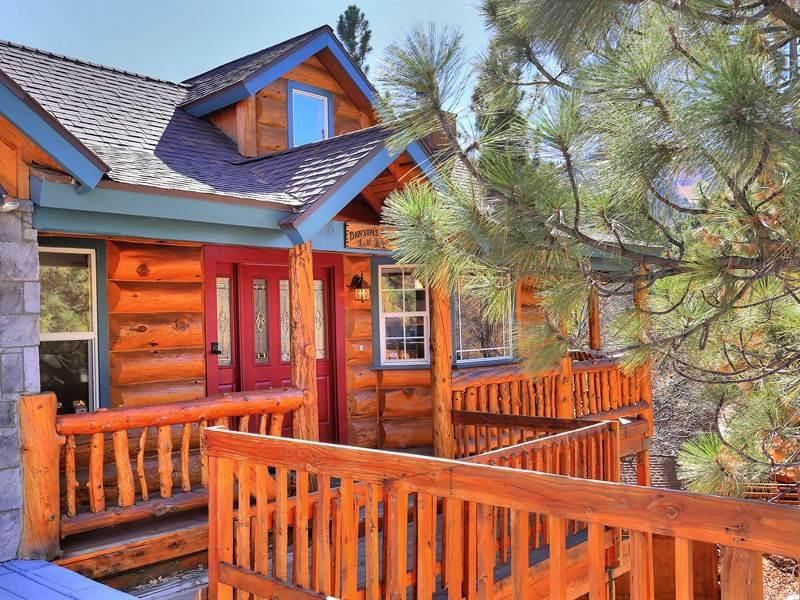 Dawson's Peak #1071 - Image 1 - Big Bear Lake - rentals