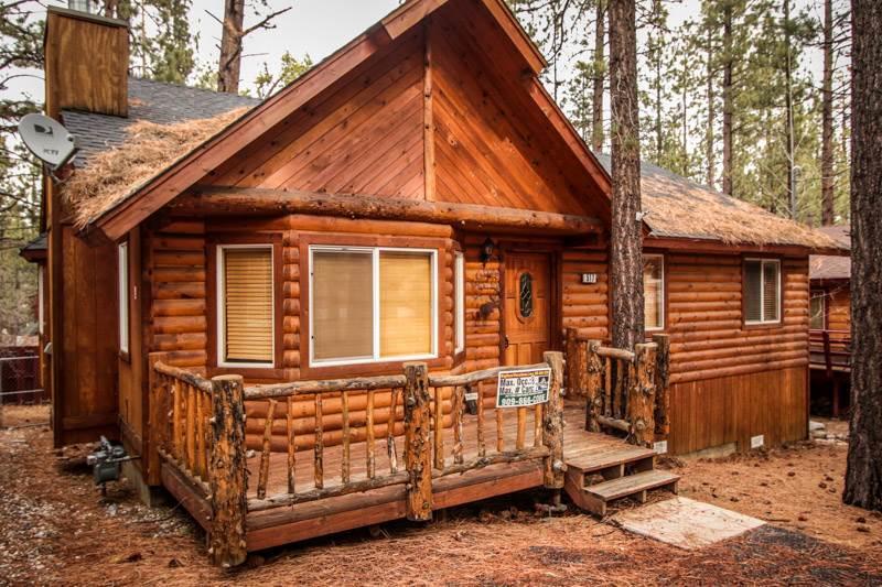 Sugar Pine #1182 - Image 1 - Big Bear City - rentals