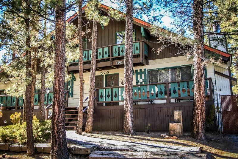 Moose Creek Chalet #1237 - Image 1 - Big Bear Lake - rentals
