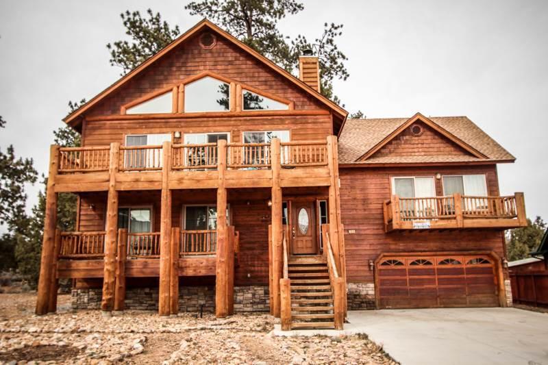 Sky Valley Lodge #1334 - Image 1 - Big Bear City - rentals