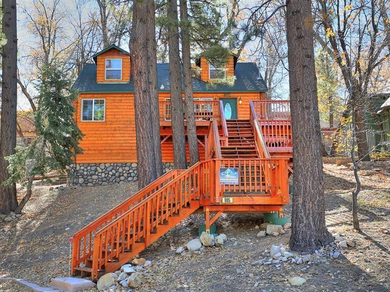 "Nine ""9"" Pines Lodge  #537 - Image 1 - Big Bear City - rentals"