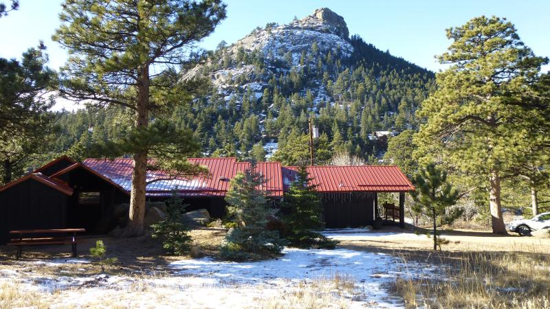 The Bunkhouse at Old Man Mountain - The Bunkhouse at Old Man Mountain - Walk to town! - Estes Park - rentals