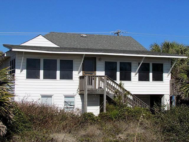 """1706 Palmetto Blvd - """"Courtright"""" - Image 1 - Edisto Beach - rentals"""