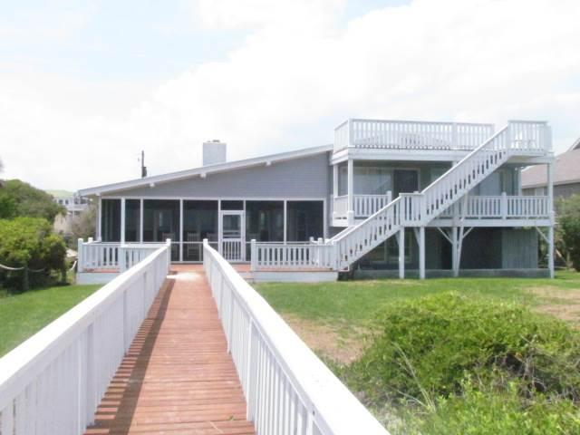 "2204 Point St - ""Hacienda Loca Del Mar"" - Image 1 - Edisto Beach - rentals"