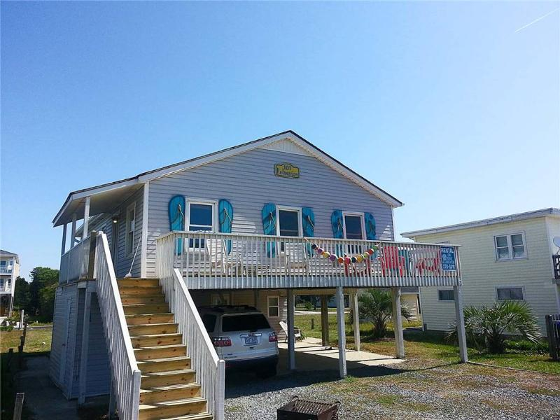 101 Relaxation 1120 East Beach Drive - Image 1 - Oak Island - rentals