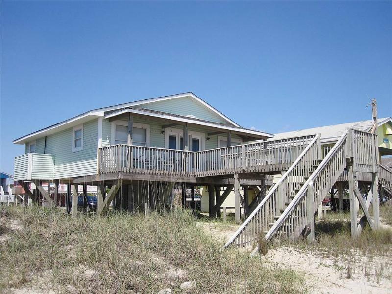 Absolute  Beach 703 West Beach Drive - Image 1 - Oak Island - rentals