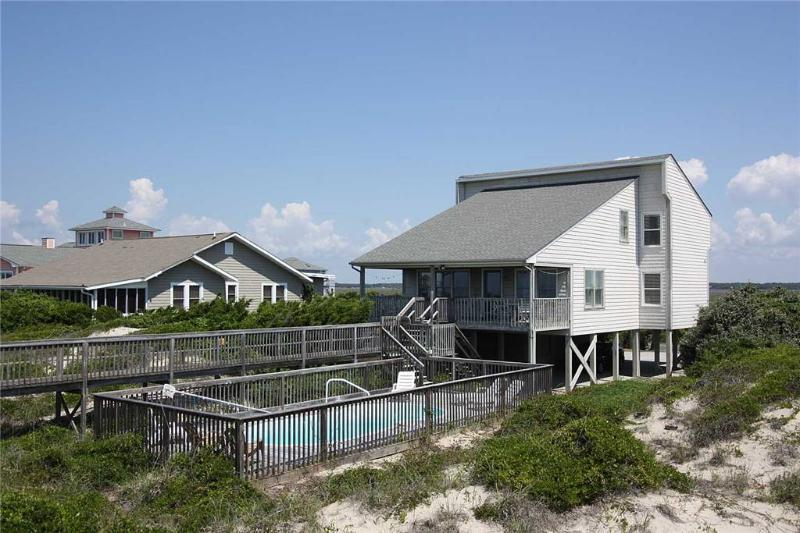 A Coconut Hut 403 Caswell Beach Road - Image 1 - Caswell Beach - rentals