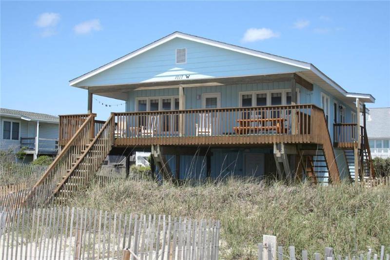 Admiral's Quarters 1017 West Beach Drive - Image 1 - Oak Island - rentals