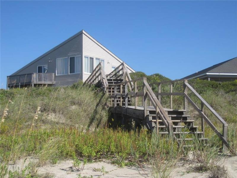 A Fishtowne 205 Caswell Beach Road - Image 1 - Caswell Beach - rentals