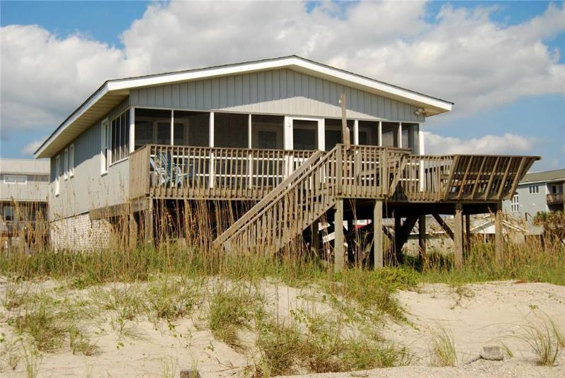 Airwaves 717 West Beach Drive - Image 1 - Oak Island - rentals