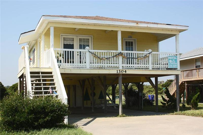 Allegra 1304 West Beach Drive - Image 1 - Oak Island - rentals