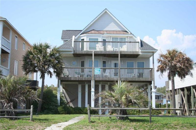 Almost Home Downstairs 4306 East Beach Drive - Image 1 - Oak Island - rentals