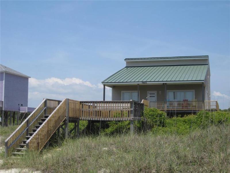 Altamarea 7601 East Beach Drive - Image 1 - Oak Island - rentals