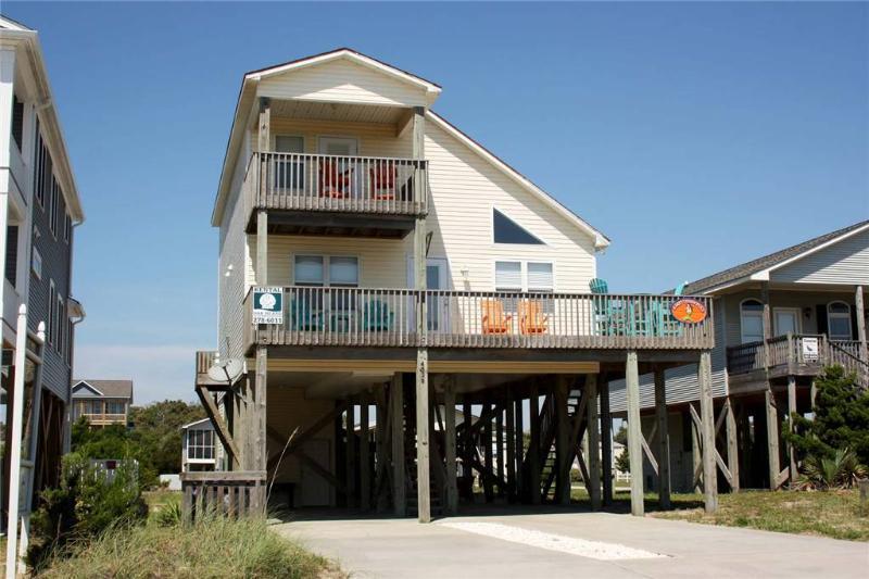 A Most Steller Place 4328 East Beach Drive - Image 1 - Oak Island - rentals