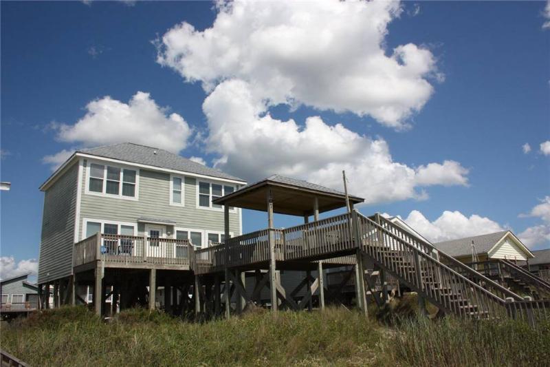 Andromeda Strand 1707 West Beach Drive - Image 1 - Oak Island - rentals