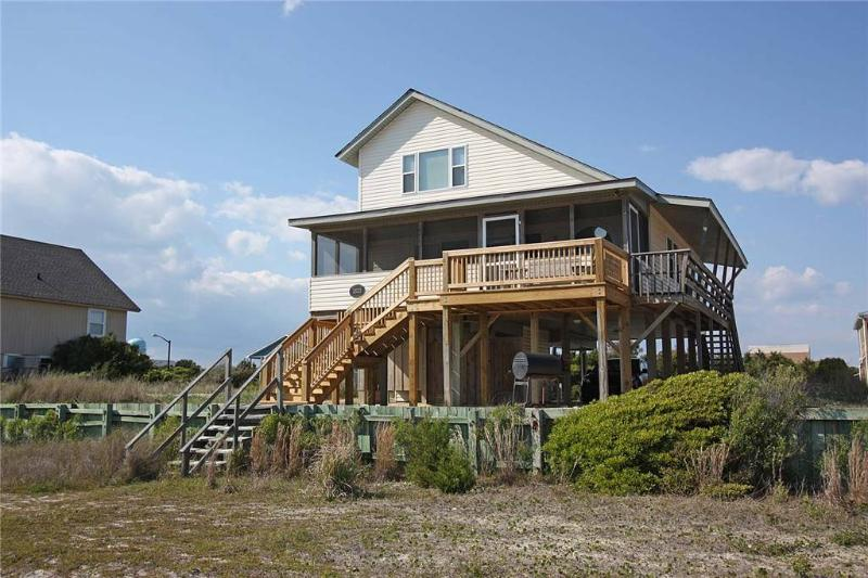 Another Beach Experience 3523 East Beach Drive - Image 1 - Oak Island - rentals