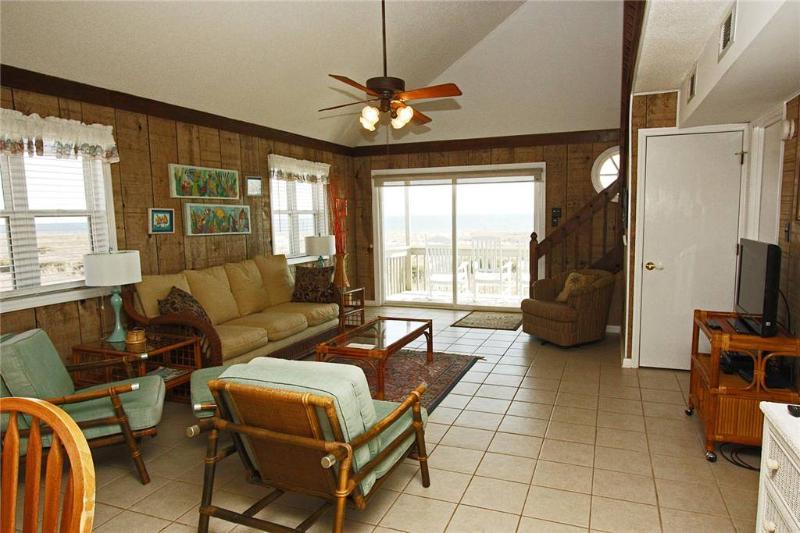 A Summer Place 4011 East Beach Drive - Image 1 - Oak Island - rentals
