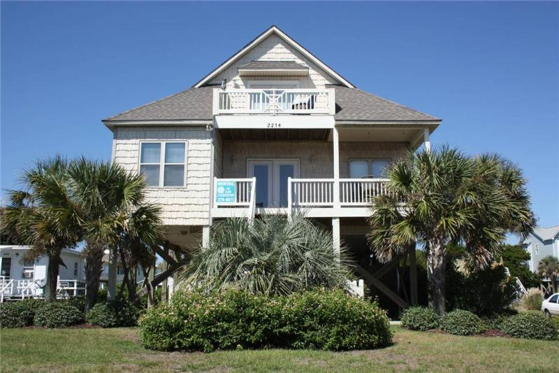 At The Beach 2214 East Beach Drive - Image 1 - Oak Island - rentals