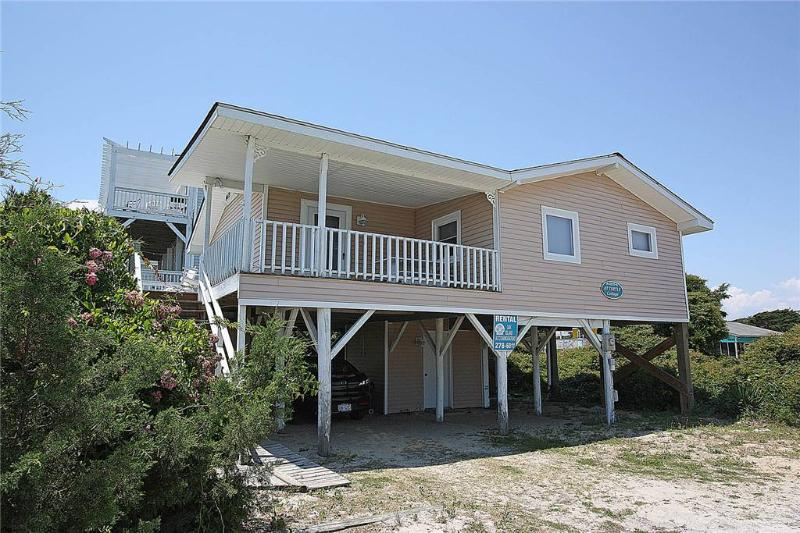 At Turtle Cottage 1635 East Beach Drive - Image 1 - Oak Island - rentals
