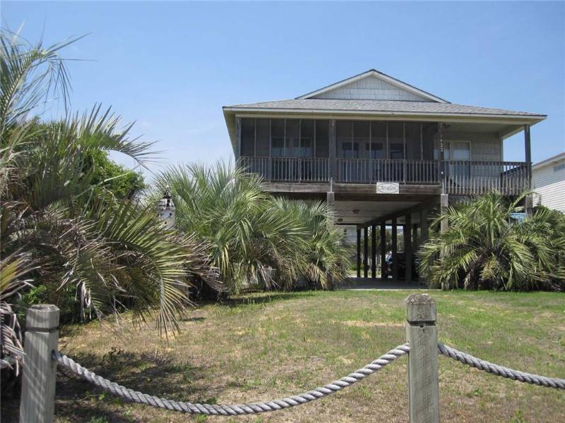 Avalon 1422 East Beach Drive - Image 1 - Oak Island - rentals