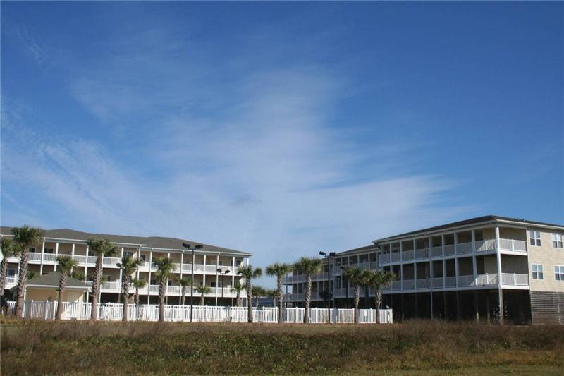 A View To Sea #2201 120 SE 59th Street - Image 1 - Oak Island - rentals