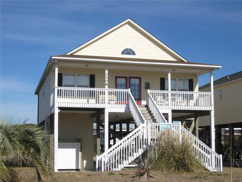 Beach Break 3208 East Beach Drive - Image 1 - Oak Island - rentals