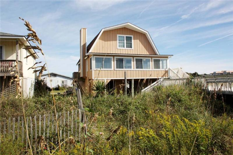 Beach Barn 903 Ocean Drive - Image 1 - Oak Island - rentals