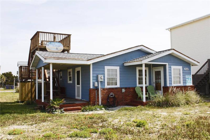 Beach Cottage 2614 East Beach Drive - Image 1 - Oak Island - rentals
