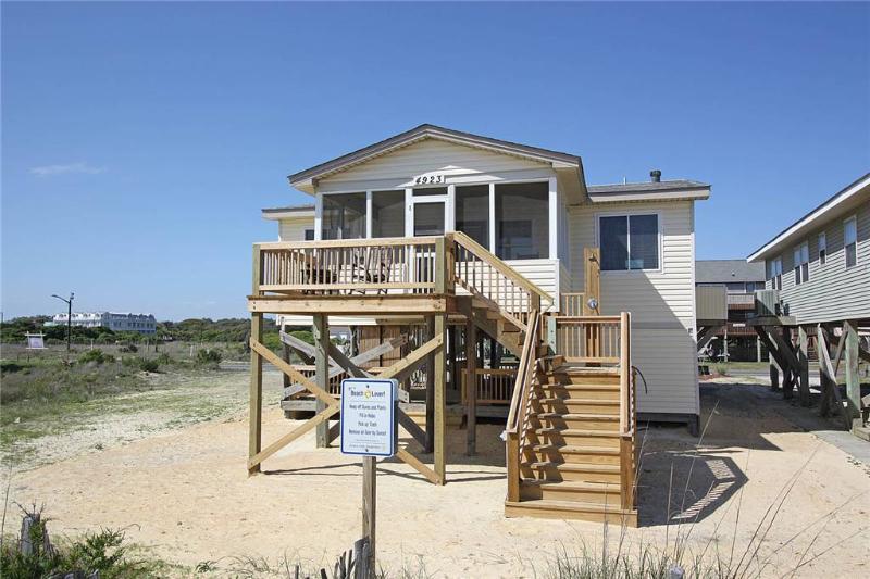 Beach Experience 4923 East Beach Drive - Image 1 - Oak Island - rentals