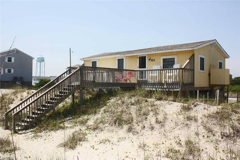 Bella Beach 315 East Beach Drive - Image 1 - Oak Island - rentals