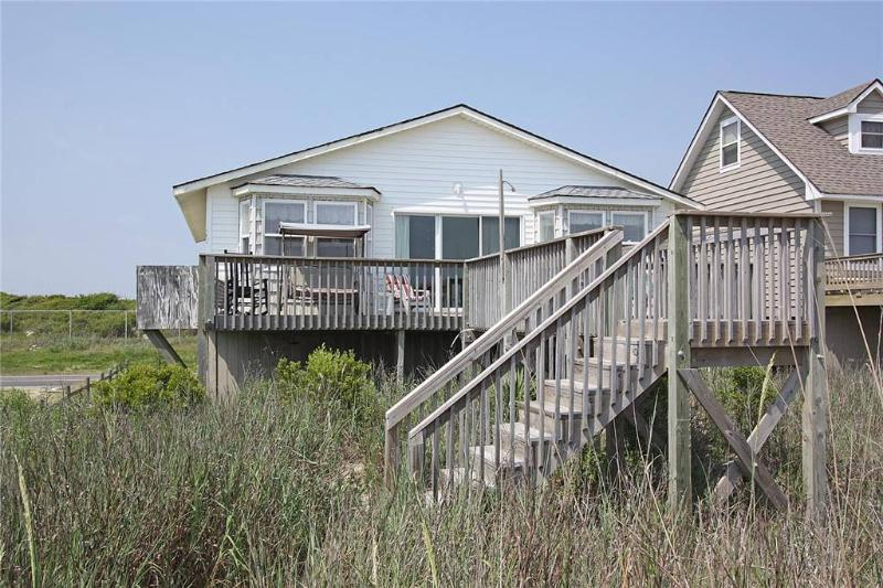 Blue Crab 711 Caswell Beach Road - Image 1 - Caswell Beach - rentals