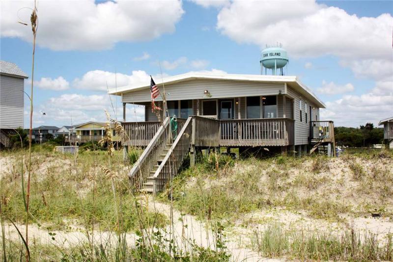 Boat House 107 East Beach Drive - Image 1 - Oak Island - rentals