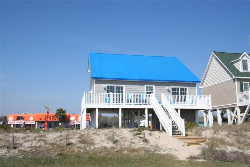 Breaking Waves 4007 East Beach Drive - Image 1 - Oak Island - rentals