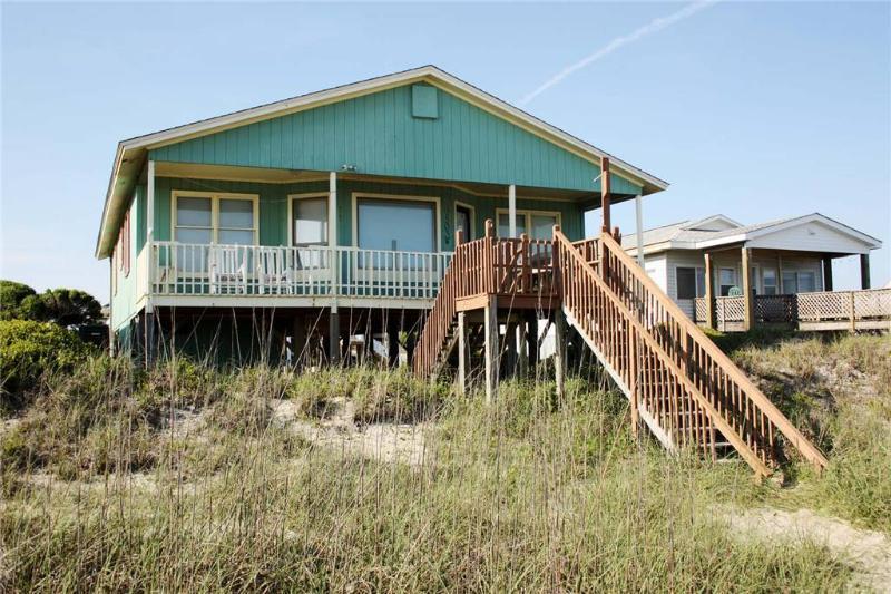Brunswick House 2503 West Beach Drive - Image 1 - Oak Island - rentals