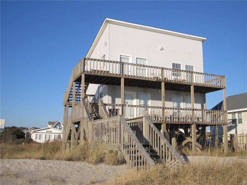 Camp David Whole House 203 West Beach Drive - Image 1 - Oak Island - rentals