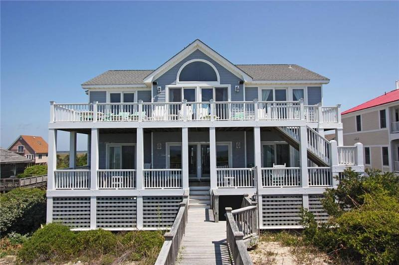 Changing Tides 509 Caswell Beach Road - Image 1 - Oak Island - rentals