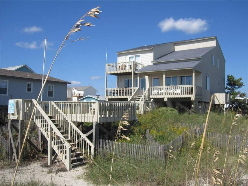 Charlies Place 1123 East Beach Drive - Image 1 - Oak Island - rentals