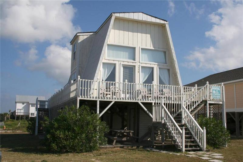 Compass Rose 1330 West Beach Drive - Image 1 - Oak Island - rentals