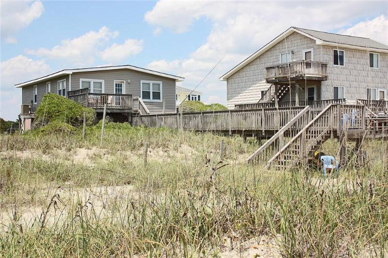 Crescent Dream 5111 West Beach Drive - Image 1 - Oak Island - rentals