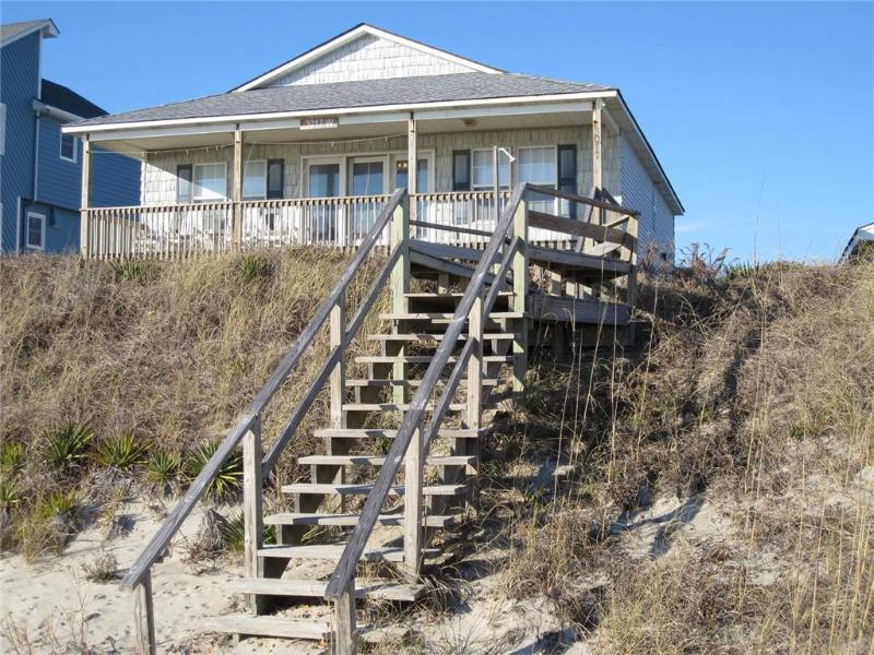 Dave's Leg-A-Sea 3017 West Beach Drive - Image 1 - Oak Island - rentals